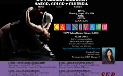 Sabor, Color y Cultura Fundraiser